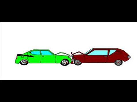 animated car crash car crash animation