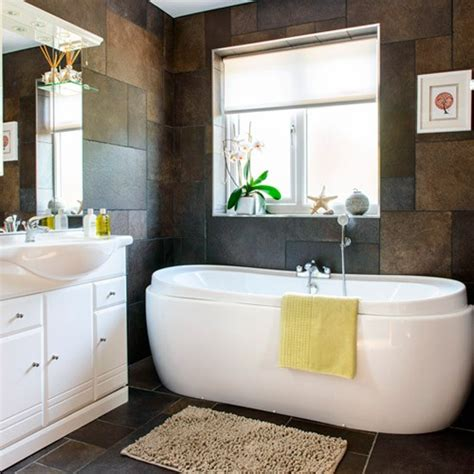 brown and white bathroom ideas modern bathroom house tour 1930s surrey semi