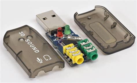 how to make a usb sound card usb 2 0 sound card 3d new lead 3d sound 5 1 tide usb audio