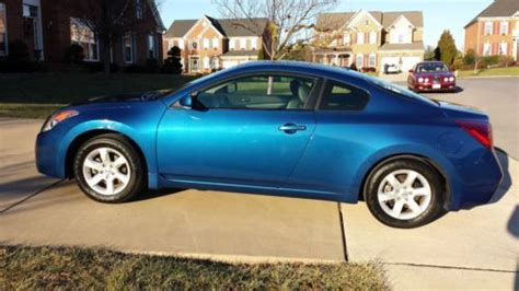 find   nissan altima  coupe  premium package