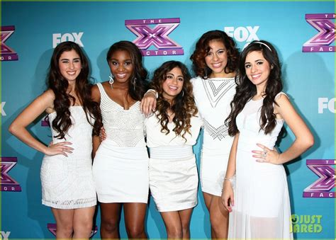x factor group fifth harmony attempts to make a name for demi lovato fifth harmony x factor finale party