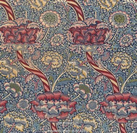 wandle design wandle furnishing fabric designed by william morris