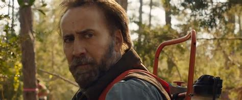 review nicolas cage in fine gritty form as a hard living sxsw quickie joe