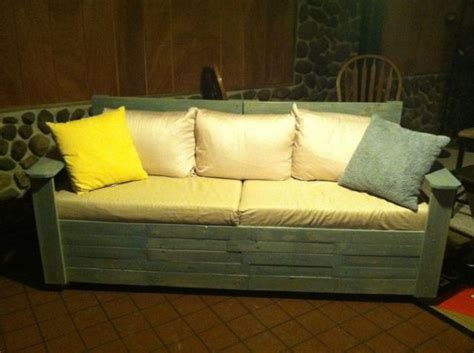 how to build pallet sofa woodwork how to build wood couch pdf plans