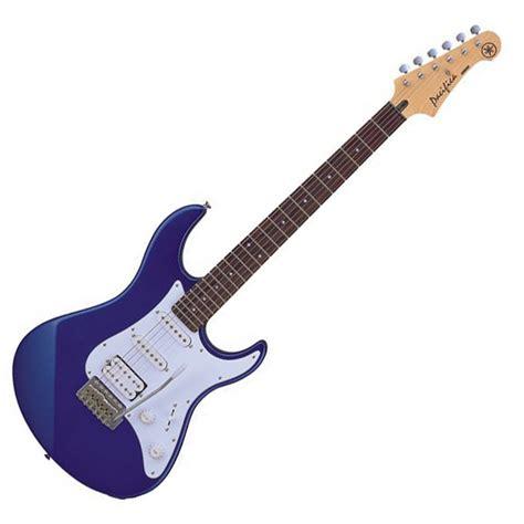 Harga Gitar Yamaha Rgx 012 yamaha pacifica 012 electric guitar metallic blue at