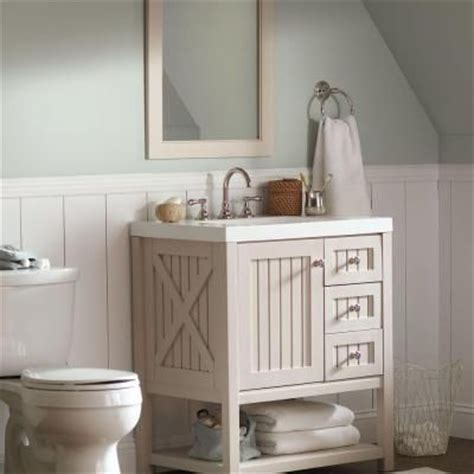Martha Stewart Bathroom Vanity by Martha Stewart Living Seal Harbor 23 In Medicine Cabinet