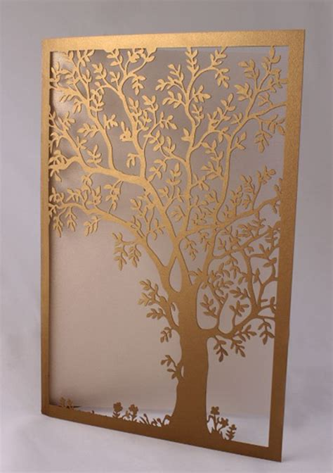 how to make your wedding invitations stand out make your wedding invites stand out with some creative laser cut card canejane s wedding