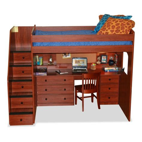 loft bed with stairs and desk loft bed with stairs and desk 2 loft beds with