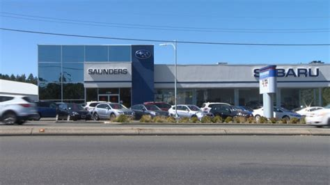 Subaru Dealers Island Emotional Day Saunders Family Sells Subaru Dealership