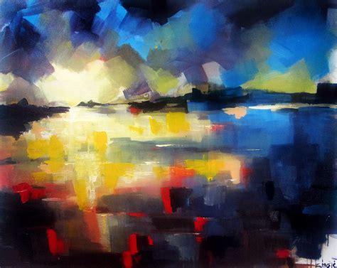 acrylic paint on canvas landscape acrylic on canvas zlatko