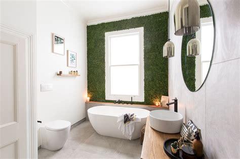 bathroom flooring nz the block nz villa wars bathroom reveals