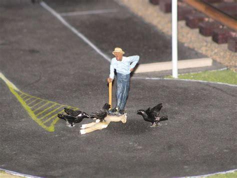 o figure o scale vulture figures o railroading on line forum