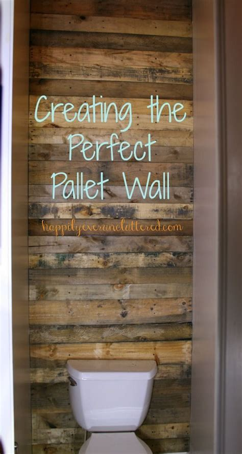 pallet wall bathroom 17 best ideas about pallet wall bathroom on pinterest
