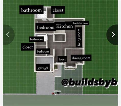 pin   bloxburg   sims house design