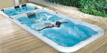 Swim Spa The Benefits Of A Swim Spa Home Improvement Ideas Tips