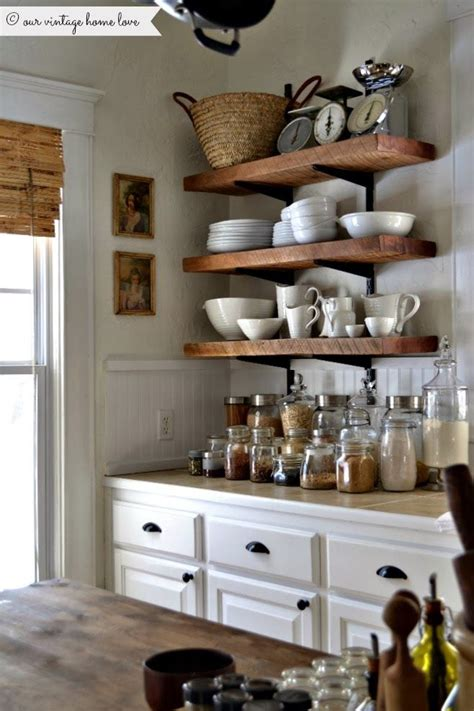 our vintage home love how to build a rustic kitchen table our vintage home love kitchen design pinterest