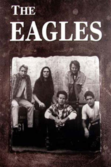Band Of Eagles the eagles band poster 64x90