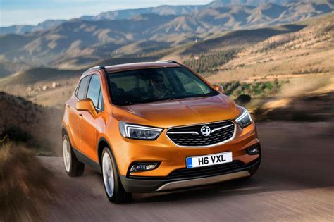 vauxhall mokka gets new look and an x for geneva 2016