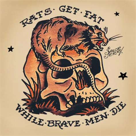 sailor jerry rum wants to give you a free tattoo drink