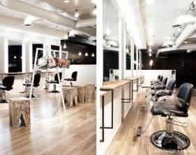 Interior Hair Salon Cutaway Hair Salon 171 Bos Design Interior