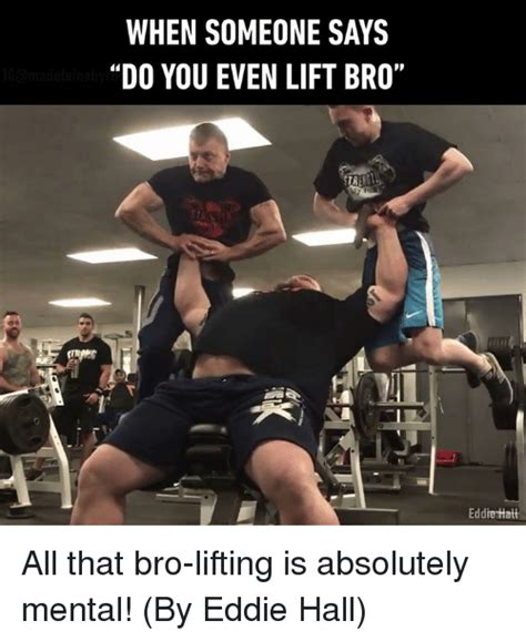 do you even bench bro why is my strength of lifting weights not increasing even