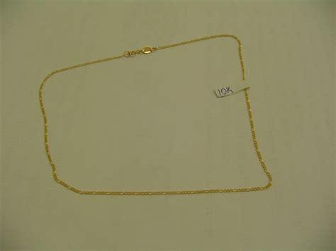 cadena de oro 10 kilates precio mexico cadena cartier para bautizo ni 241 o oro de 10 kilates