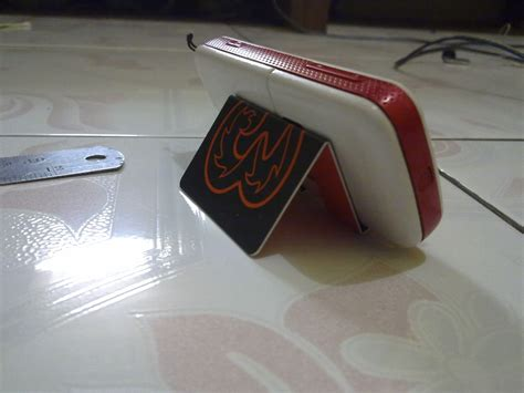 cara membuat cilok jepret membuat stand hp sederhana dari bekas kartu perdana