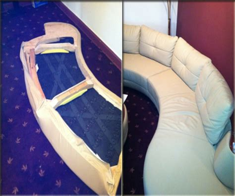 sofa dismantle couch disassemble service elevator before and after photo