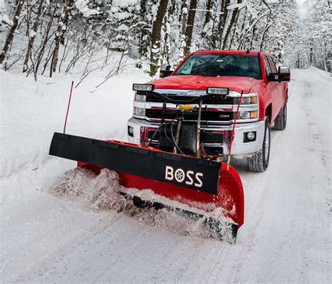 snow plow for truck snowplow truck plow equipment