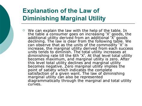 utility analysis ppt utility analysis ppt