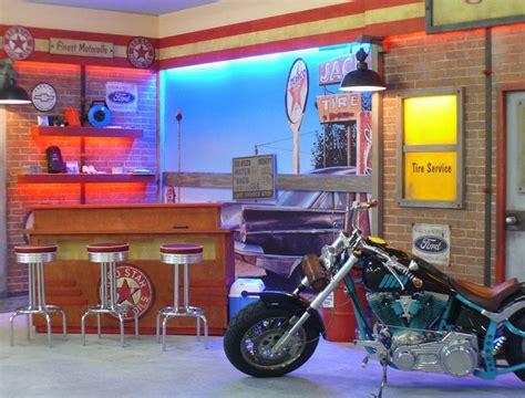 oltimer garage american warehouse showroom ausstellungsraum