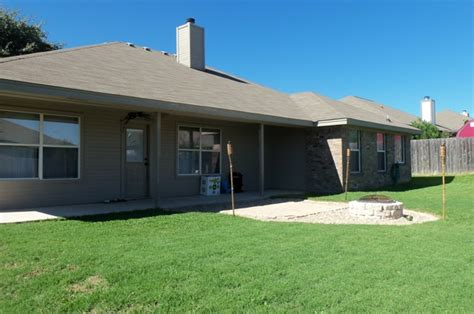 covered patio homes for sale killeen tx oak real