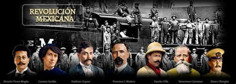 imagenes de la revolucion mexicana con nombres personajes de la revoluci 243 n mexicana parte 1
