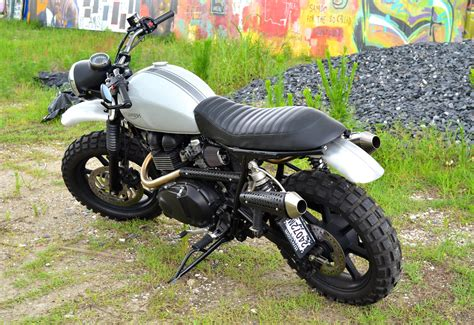 Scrambler Motorrad by Triumph Sw Scrambler By Ttrno