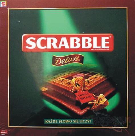 od scrabble scrabble deluxe gry planszowe inne sklep planszomania pl