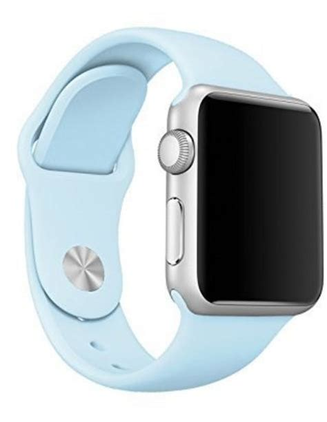 light blue apple watch band how to get the new apple watch band colors for less imore