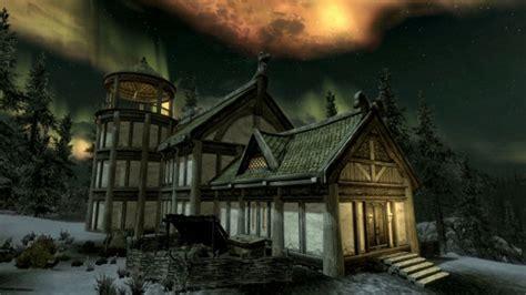 skyrim hearthfire houses the elder scrolls v skyrim special edition game ps4