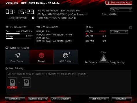 How To Update Bios Asus Laptop Windows 10 update bios on asus motherboard with ez flash utility