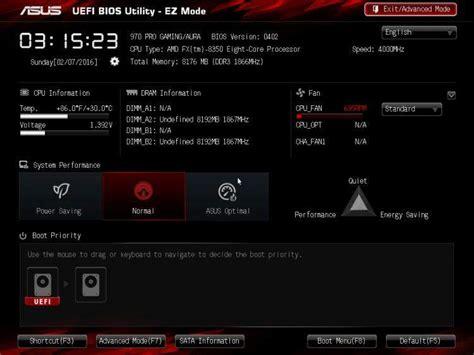bios reset tool windows update bios on asus motherboard with ez flash utility