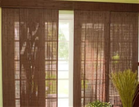 Bamboo Panels For Sliding Glass Doors Woven Wood Shades With Valance Bamboo Sliding Panels