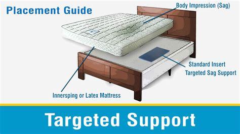 Sagging Support by Sagging Mattress Support Bed Helper Standard No Sags