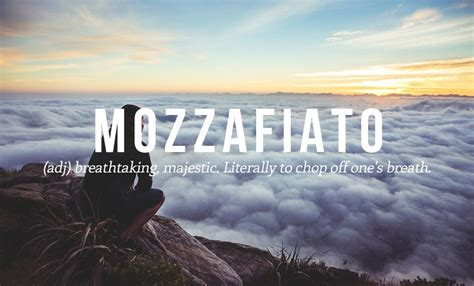 gorgeous italian words  phrases    part   english language designtaxicom