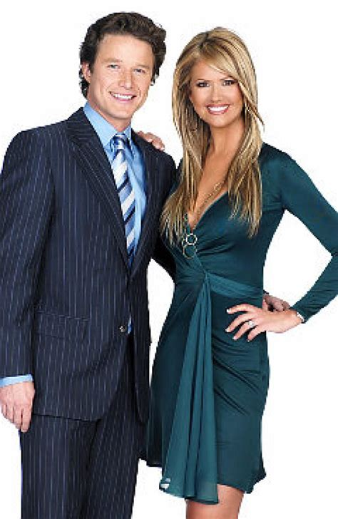 who are access hollywood hosts access spotlights 12 year haul of fame ny daily news