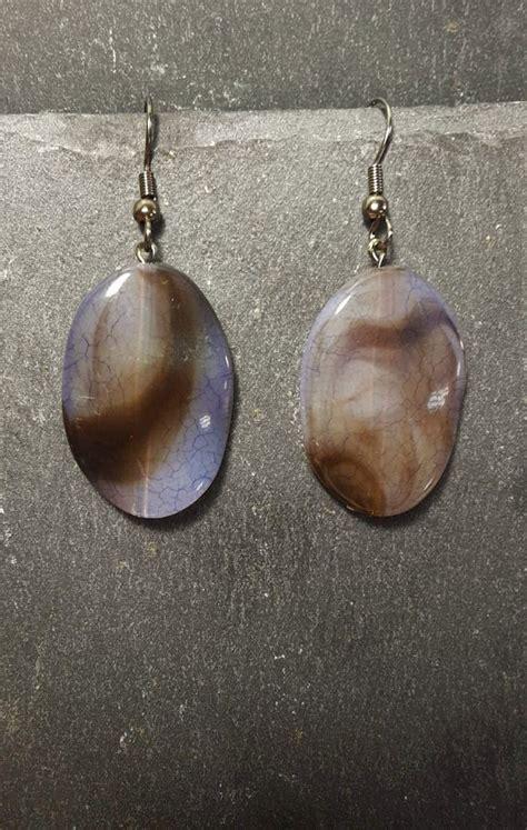 drop earrings by beebiju on etsy