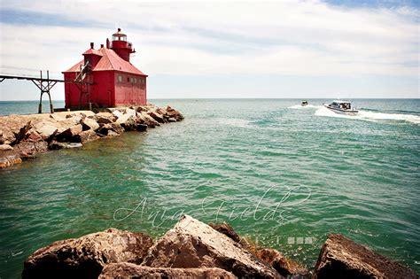 lighthouses in door county wisconsin