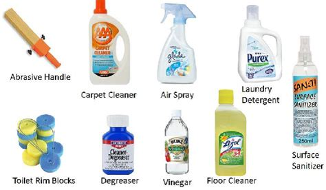 Cleaning Agents For Kitchen by Hotel Housekeeping Cleaning Equipment