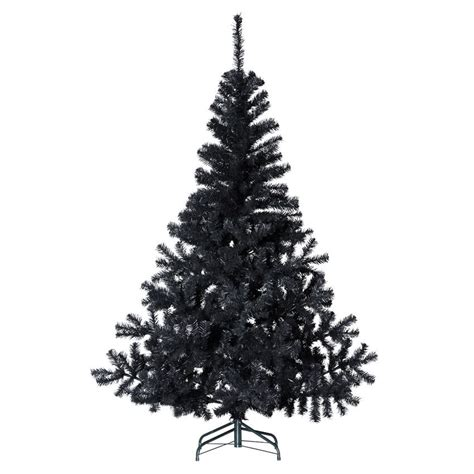 Sapin Artificiel Noir by Sapin Artificiel De No 235 L El 233 Gant H240 Cm Noir Sapin
