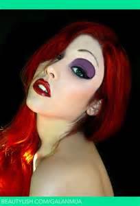 Luxury Vanity Jessica Rabbit Inspired Make Up Julia G S Galanmua