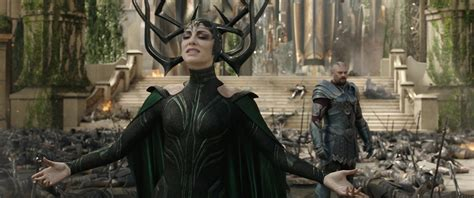 thor movie queen spoilers thor ragnarok screenwriter talks the hela