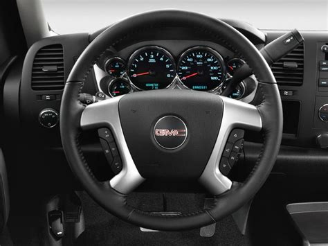 electric power steering 2007 gmc sierra on board diagnostic system image 2010 gmc sierra 1500 2wd crew cab 143 5 quot sle steering wheel size 1024 x 768 type gif